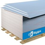 Rigips RB 12,5 mm - 2,4 m²