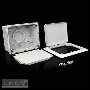5676ac31d Elektroinštalačná krabica s otváracím vekom pre zateplenie KUZ-VO